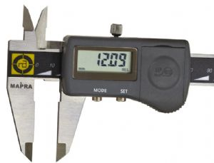 MAPRA Q1 Digital Caliper IP65 Protection DC-300 IP65